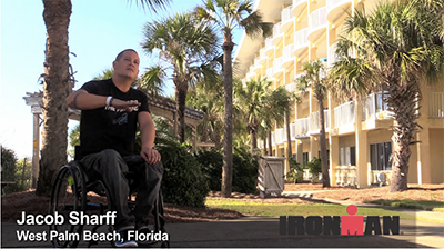 IronMan Florida 2014 :: Jacob Sharff Interviewed