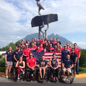 Paratriathlon Team USA